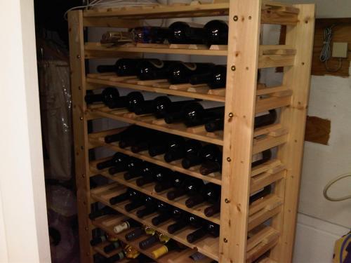 Got a new wine rack